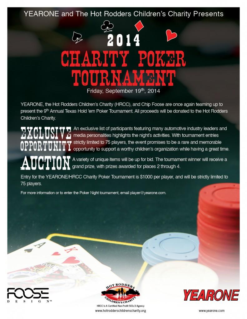 Poker Flyer 2014